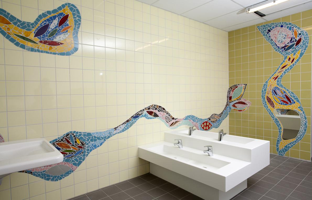 Mosaik Flie : Agentur für angewandte Kunst - Mosaik